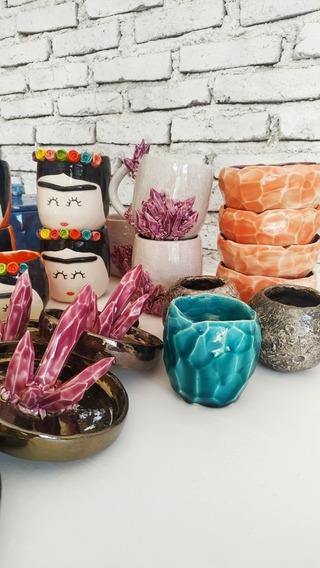 Piezas De Ceramica