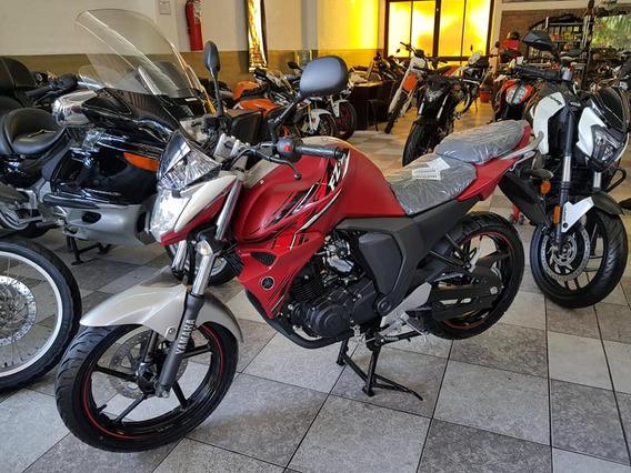 Yamaha Fz Sfi 0km - Entrega Inmediata - Permutas -