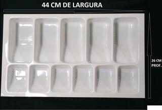 Porta Cédulas E Moedas 44x26 Branco
