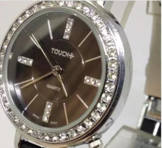 Relógio De Pulso Touch Feminino T10464 Webclock