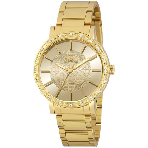 Relógio Allora Feminino Al2035fhl/4d