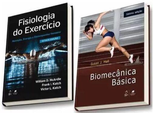 Fisiologia Do Exercício Nutrição E Biomecânica Básica