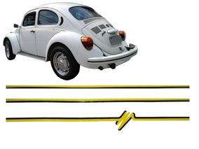 Par Adesivo Lateral Volkswagen Fusca Itamar