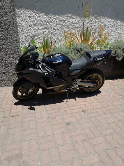 Kawasaki Zx12r Impresionante Equipada Super Bike Pista Power