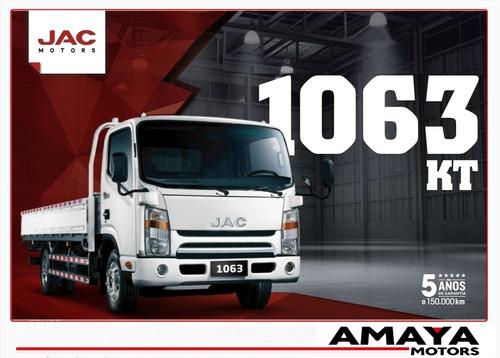 Amaya Camion Jac Hfc 1063 Kt Abs Precio Iva Inc U$s 26.630