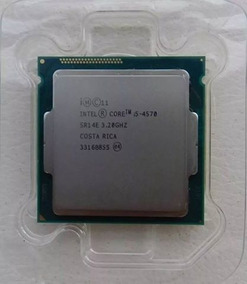 Intel Core I5 4570 3.6 Ghz