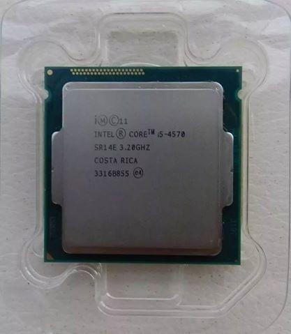 Intel Core I5 4570 3.6 Ghz