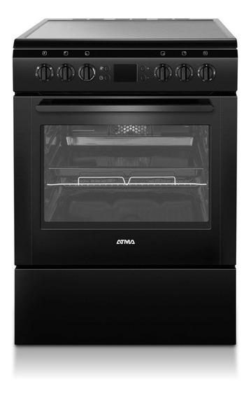Cocina Electrica Atma Cce3220n C/ Vitro Negra Envio Gratis