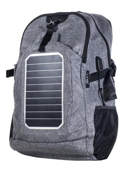 Mochila Exo Solar+ Cargador Portatil