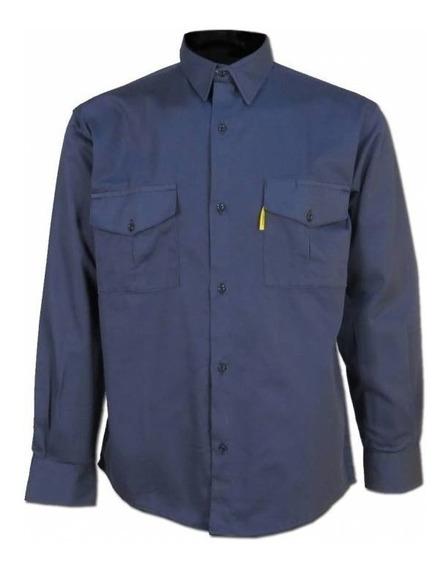 Camisa De Trabajo Pampero Reforzadas