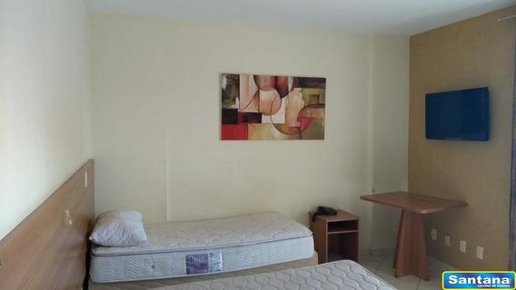 04129 - Flat 1 Dorm, Turista I - Caldas Novas/go - 4129