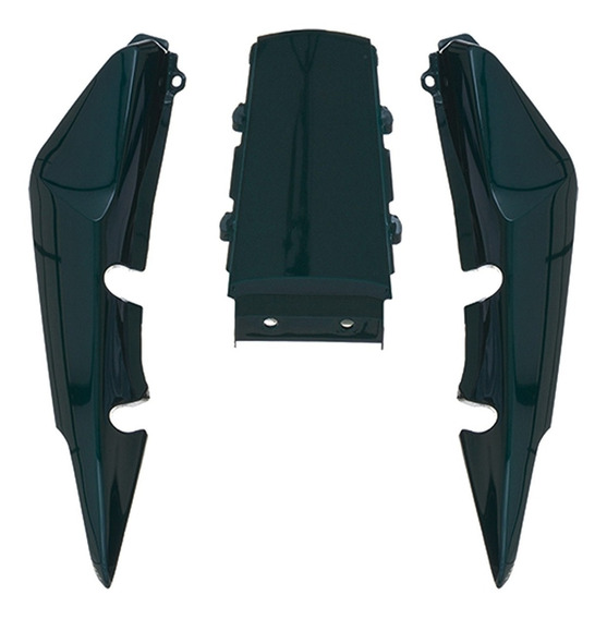 Rabeta Completa Pro Tork Cg Titan 150 2004 Verde Metálico