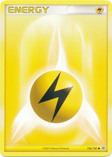 Pokemon Set Combo 2 Cartas De Energia Elétrica Electric