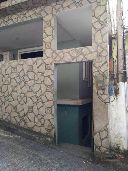 Casa Com 3 Dormitórios Para Alugar, 120 M² Por R$ 1.200/mês - Jacarepaguá - Rio De Janeiro/rj - Ca0195