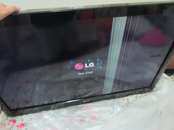 Tv Lg Time Machine Digital 47 Modelo 47lh40ed