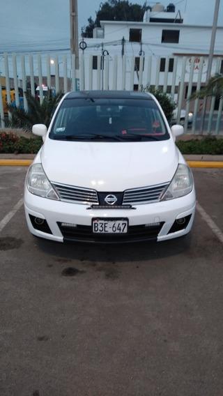 Nissan Tiida Sedan Semi Full