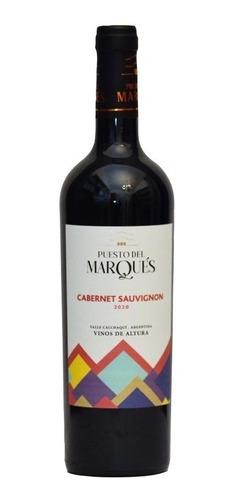 Imagen 1 de 2 de Puesto Del Marqués - Cabernet Sauvignon