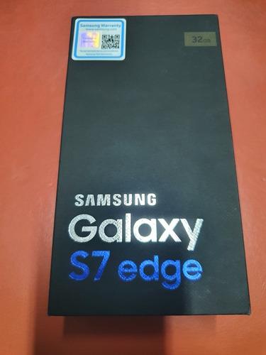 Celular Galaxy S7 Edge (peças) - Leia O Anúncio Com Atenção