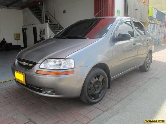Chevrolet Aveo 1.5 Mt