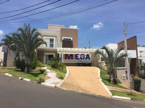 Imagem 1 de 30 de Casa Com 3 Dormitórios À Venda, 224 M² Por R$ 1.025.000,00 - Jardim Monte Verde - Valinhos/sp - Ca1522