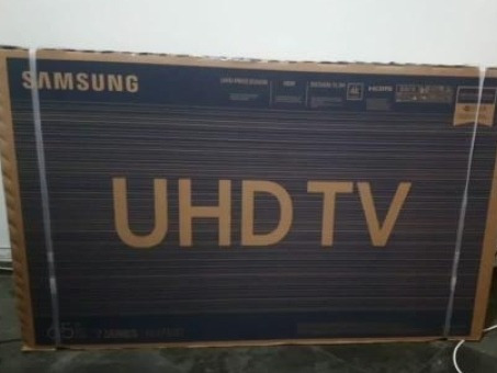 Smart Tv, 65 Polegadas Samsung