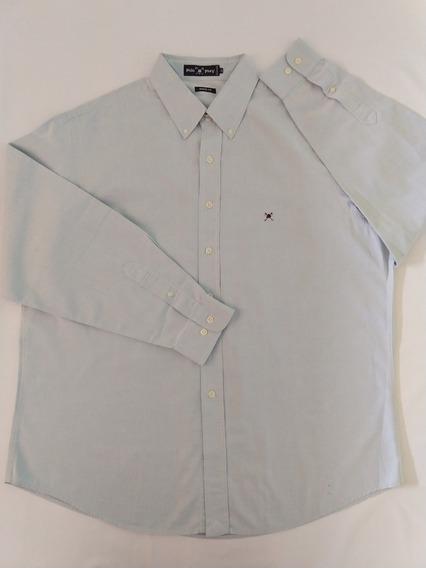 Camisa Social Masculina Polo Play Ggg Nova Original Promoção