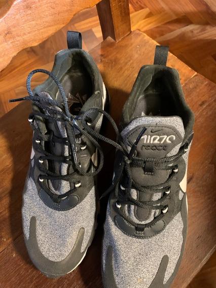 Zapatilla Nike Air Max 270 React Optical Solo Dos Posturas