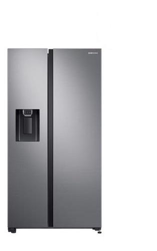Geladeira/refrigerador 617 Litros 2 Portas Inox Side By Side - Samsung - 220v - Rs65r5411m9/bz