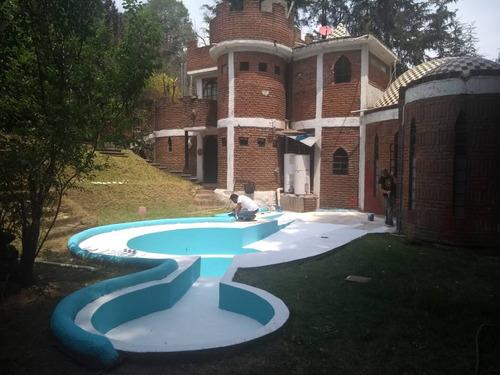 Imagen 1 de 12 de Casa Campirana Dúplex, Gran Jardín, Frutales, Alberca Techada, 62946