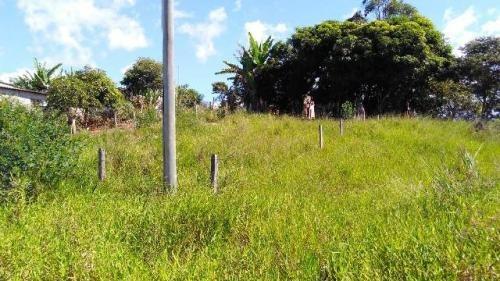 Terreno Desmatado Em Tremembé, 250 M² - 5254/p