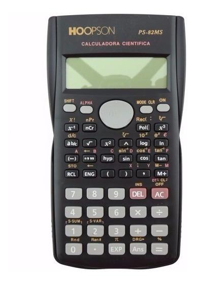 Calculadora Científica, 240 Funções Ps-82ms #promoção