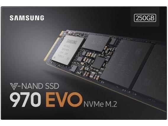 Ssd V-nand Samsung 250gb 970 Evo Plus Nvme M.2 Pronta Entreg