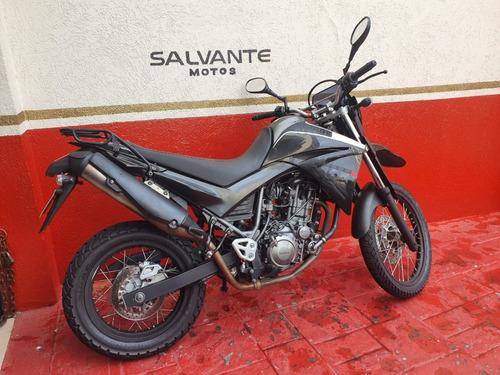 Yamaha Xt 660r 2012 Preta