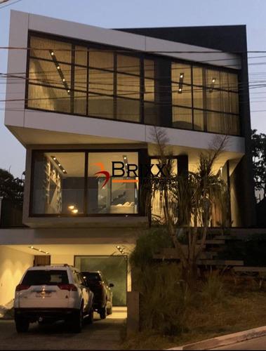 Imagem 1 de 15 de Casa Condomínio Nova Com 03 Quartos Á Venda - Arujá-condomínio Real Park - Ca-344