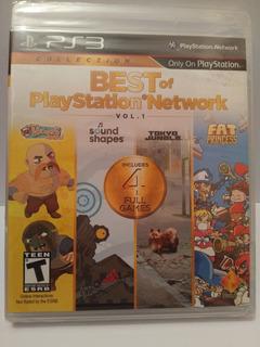 Best Of Playstation Network. Vol. 1. Metro Ls Rejas.