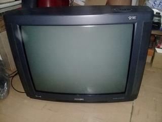 Televisor Phillips 25 No Enciende Powervision