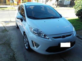 Ford Fiesta Kinetic Design Titanium