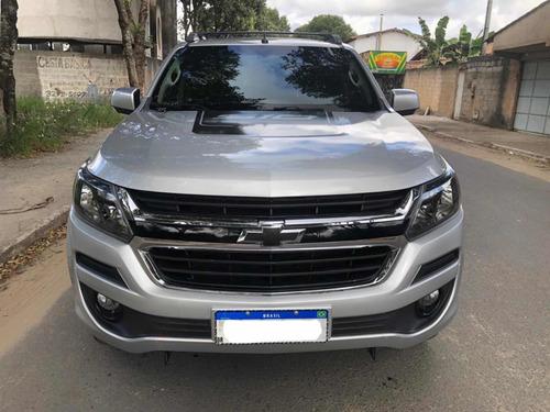 Chevrolet S10 2018 2.5 Lt Cab. Dupla 4x2 Flex Aut. 4p