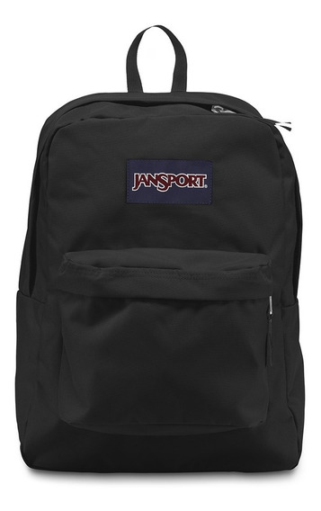 Jansport Mochila Superbreak Negro