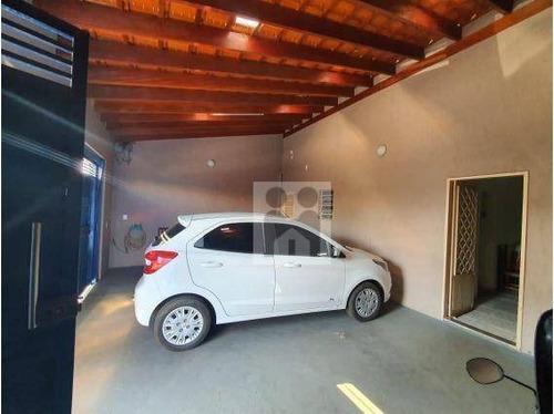 Imagem 1 de 4 de Casa Com 3 Dormitórios À Venda, 62 M² Por R$ 235.000,00 - Residencial Parque Dos Servidores - Ribeirão Preto/sp - Ca1078