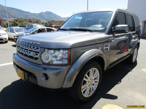 Land Rover Discovery Hse 5.0 At
