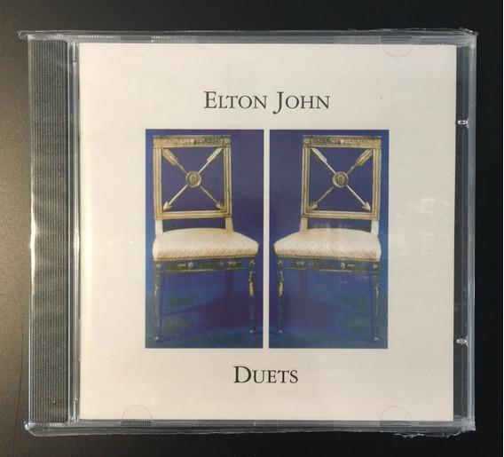 Cd Elton John Duets (1993)