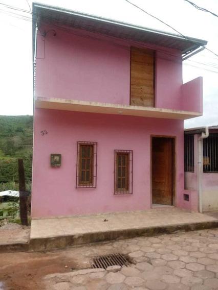 Casa 2 Quartos,1 Banheiro, 1 Sala, Cozinha, Churrasqueira