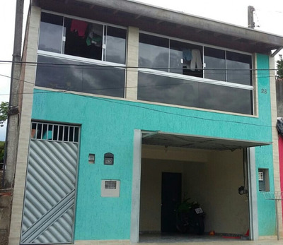 Casa Para Venda No Jd. Colônia Em Jacareí - Sp - 3753