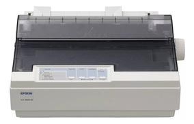 Impressora Epson Lx-300+ll C/tampa Fita Nova E Cabo Usb Novo