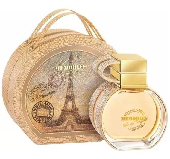 Perfume Feminino Emper Memories Eau De Parfum 100ml Original