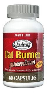 Adelgazante Y Quemador De Grasas Fat Burner Premium 60 Cap