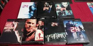 Serie 24 Colección En Dvd