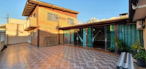 Imagem 1 de 16 de Venda: Casa Com 4 Dormitório, Linda Edícula No Bom Bosco! - Ca0043