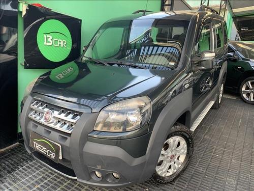 Fiat Doblò 1.8 Flex Adventure Xingu- 6 Lugares